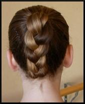 Hair Grade 3 & up Modern & Tap Exams