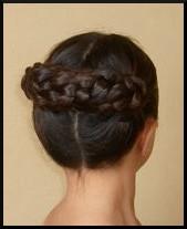 Hair for Primary Grade, Grade 1, Grade 2 Ballet & Tap - Grade 1 & Grade 2 Modern Exams
